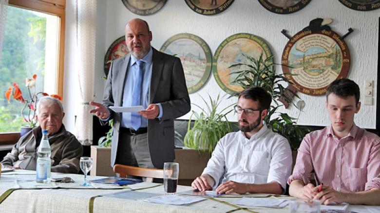 CDU-Ortsverband Neckargemünd votierte einstimmig für Althoff