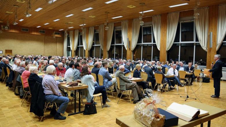 Mitgliederforum der CDU Rhein-Neckar zu Grün-Schwarz / Abstimmung: Klare Mehrheit für Fortsetzung der Gespräche mit den Grünen